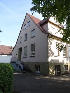 """Das """"Kinder-Schüle"""", der ehemalige Kindergarten Klosterstraße"""